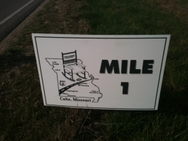 Mile Marker 1