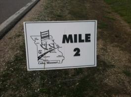 Mile Marker 2